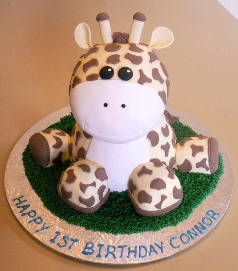 Gorgeous Baby birthday cake idea Cool cakes Pinterest Baby