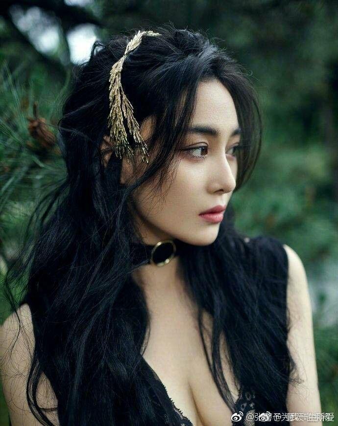 Viann Zhang Xinyu (张馨予), hot looking Chinese model - Chinese Sirens