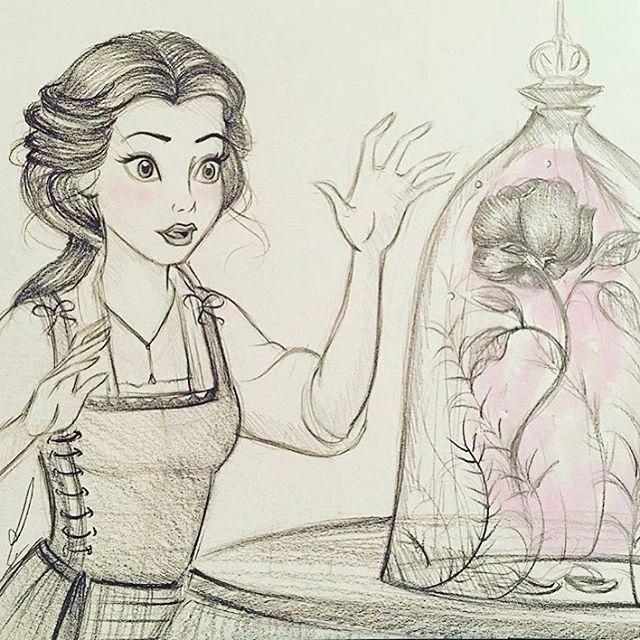 More Beautiful Disney Artwork Disney Artwork Disney Princess
