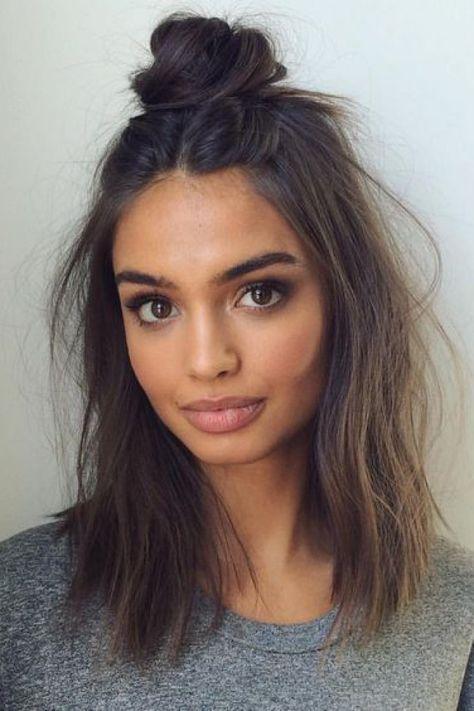 10 peinados de invierno perfectos para chicas con poco tiempo