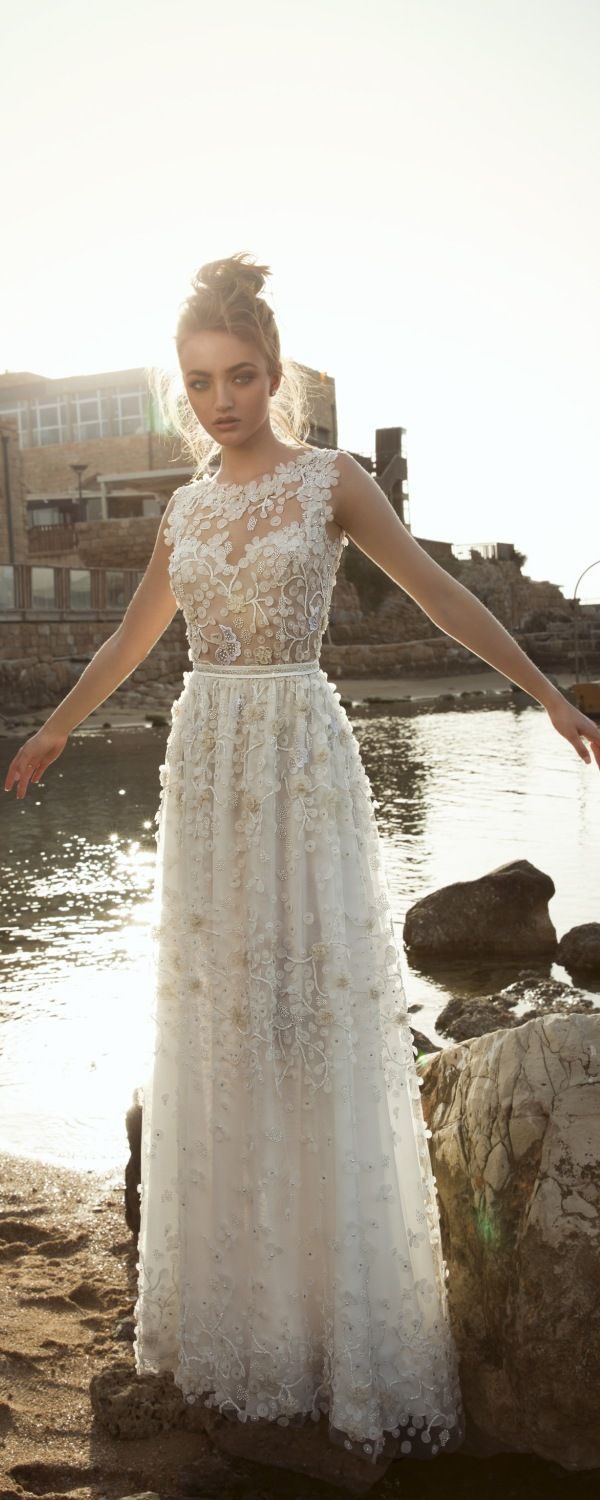 The Best Wedding Dresses 2018 from 10 Bridal Designers | Pinterest ...