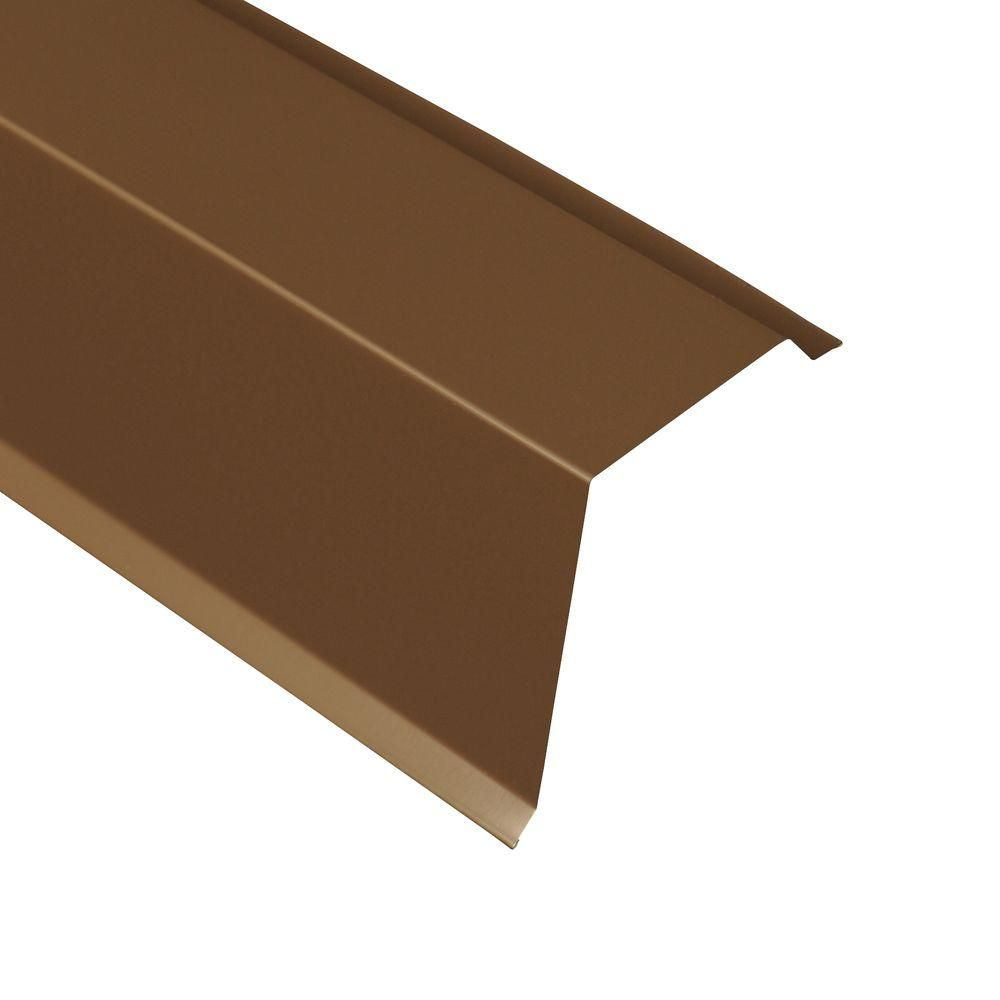 Best Metal Sales Gable Trim In Burnished Slate 4206049 Gable 400 x 300