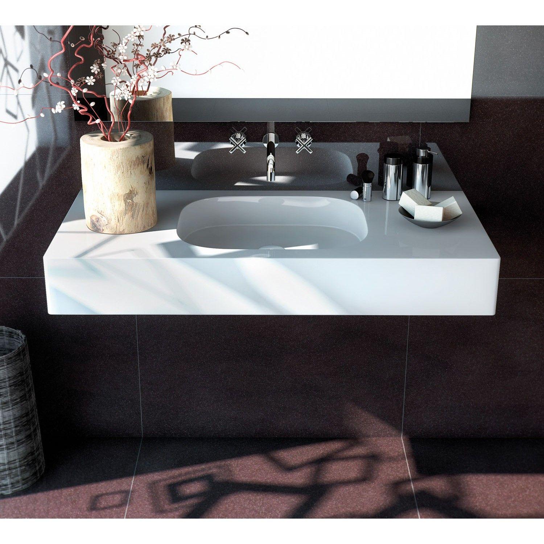 Lavabo con encimera exclusive silestone bathrooms - Banos con encimera ...