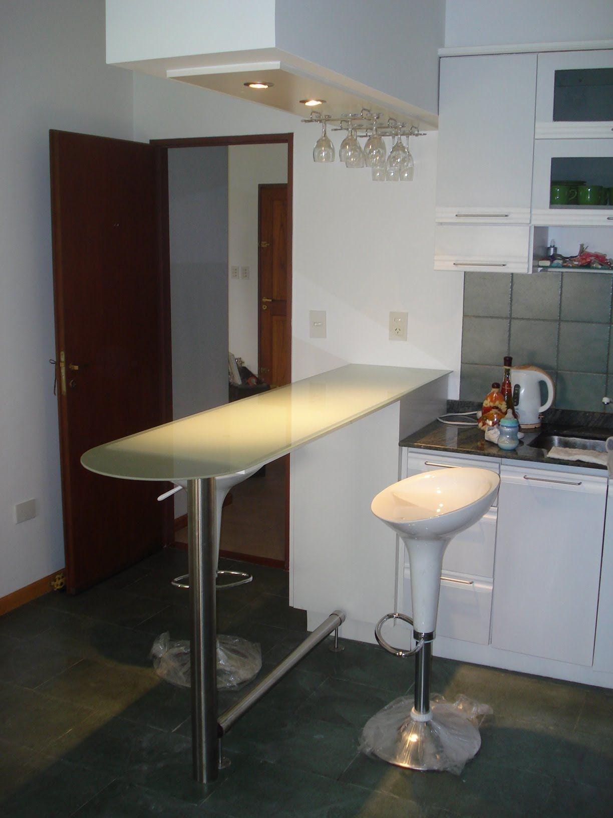 Desayunadores y barras separadores de ambientes fabrica - Barras para cocinas pequenas ...