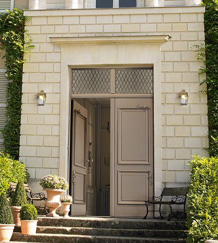 Porte d 39 entr e aluminium bel 39 m mod le oracle les portes d 39 entr e aluminium bel 39 m - Bel m porte d entree ...
