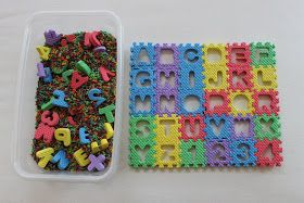 Playing House: Alphabet Learning Fun