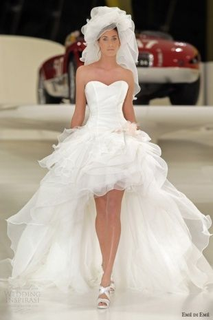 Short Bridal Gowns 2014 | Dresses and Gowns Ideas | Pinterest ...