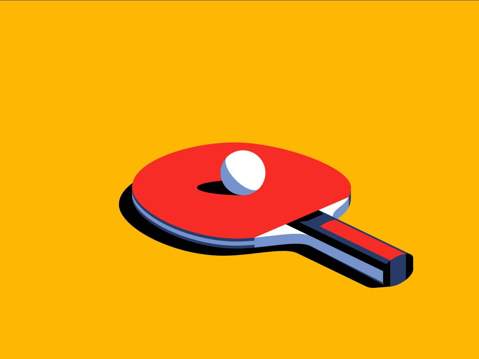 Ping Pong Ping Pong Pong Table Tennis