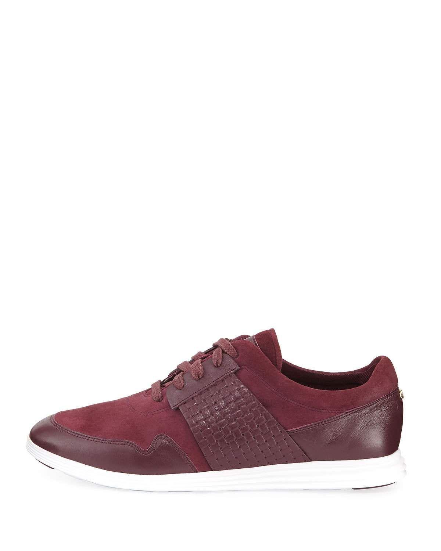 Cole Haan Misha Grand Sport Oxford Sneaker Dark Red Oxford Sneakers Sneakers Cole Haan Sneakers