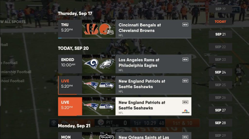 How to Watch Live Sports Without Cable The Plug by
