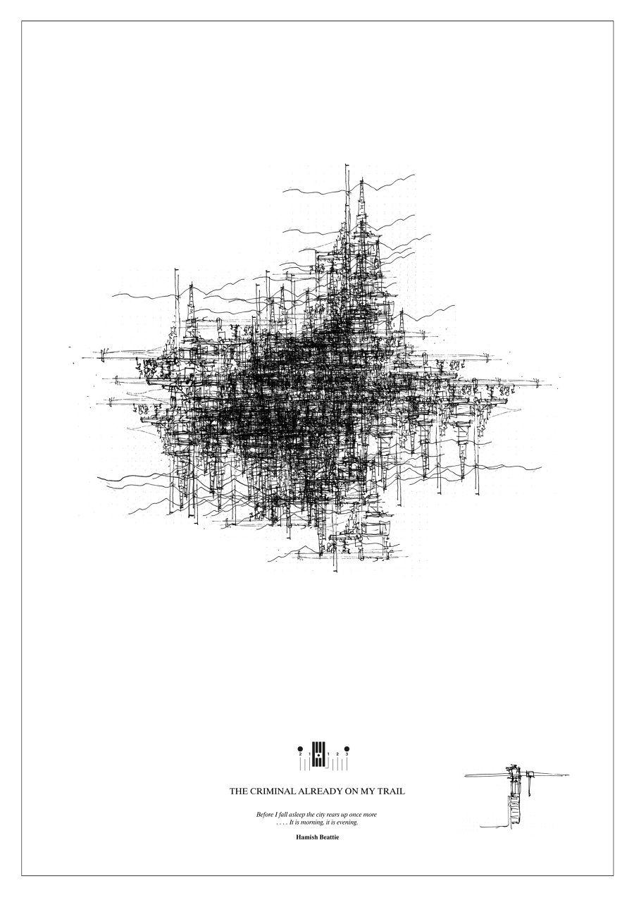 Topology of a Phantom City - Hamish Beattie