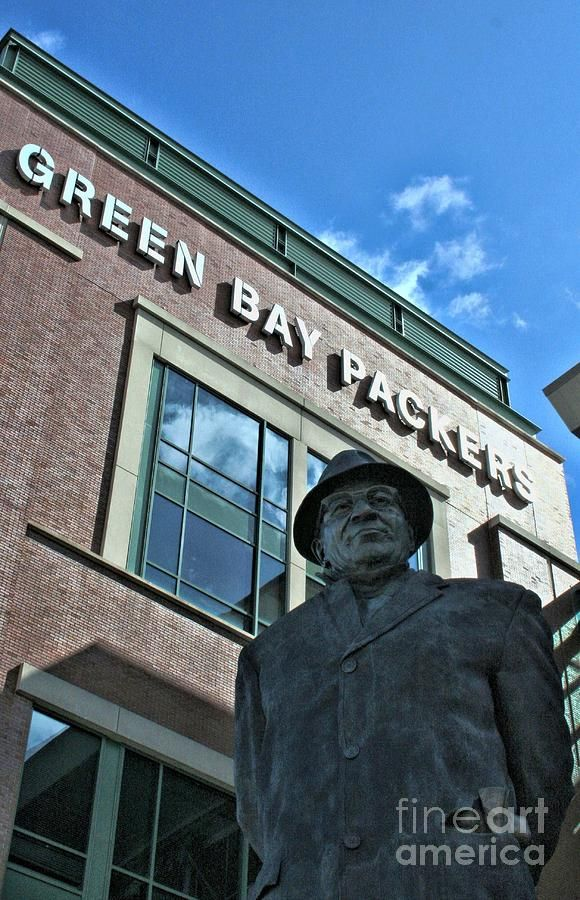 Lombardi and Green Bay Packers | NFL | Pinterest | La historia y ...
