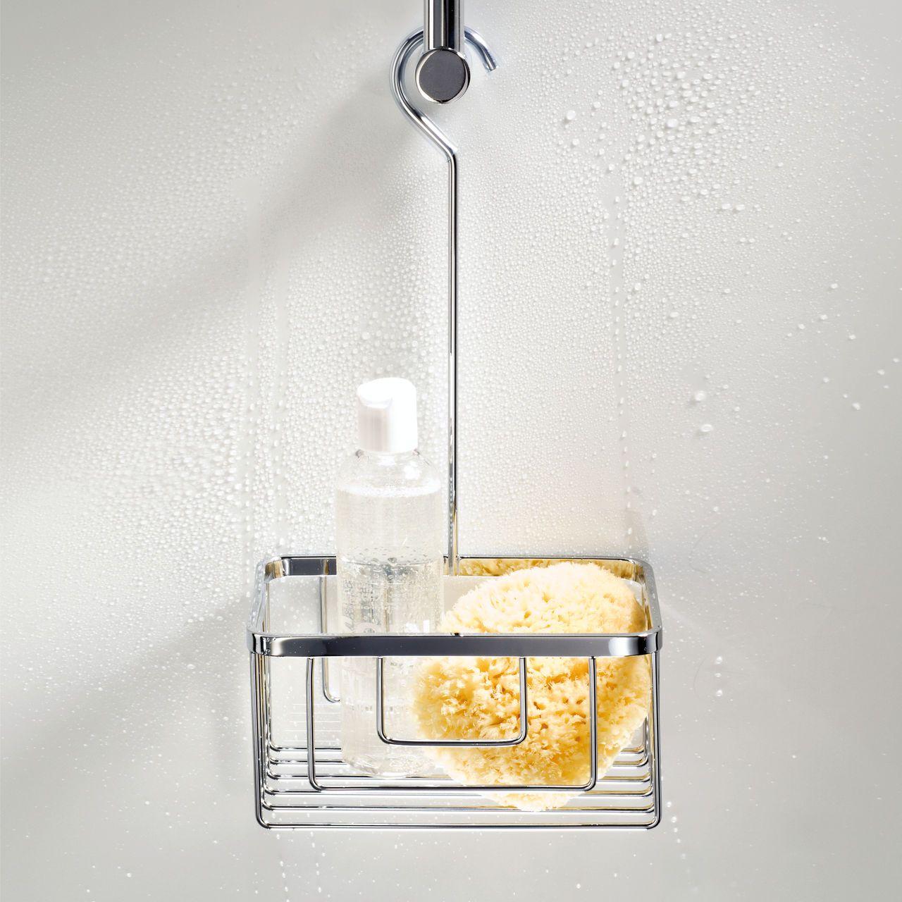 duschkorb zum aufh ngen bad wellness shower basket. Black Bedroom Furniture Sets. Home Design Ideas