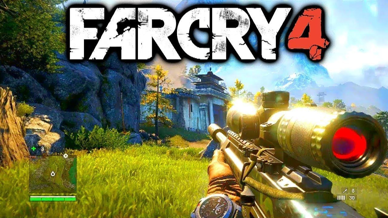 Far Cry 4 Awesome Action Gameplay Free Roam Open World