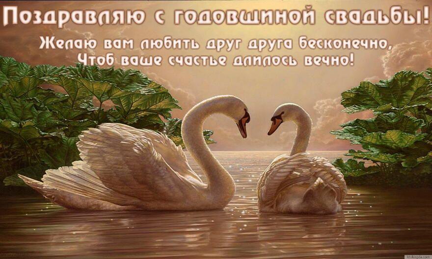 Krasivoe Prikolnoe Pozdravlenie S Godovshinoj Svadby Kartinki
