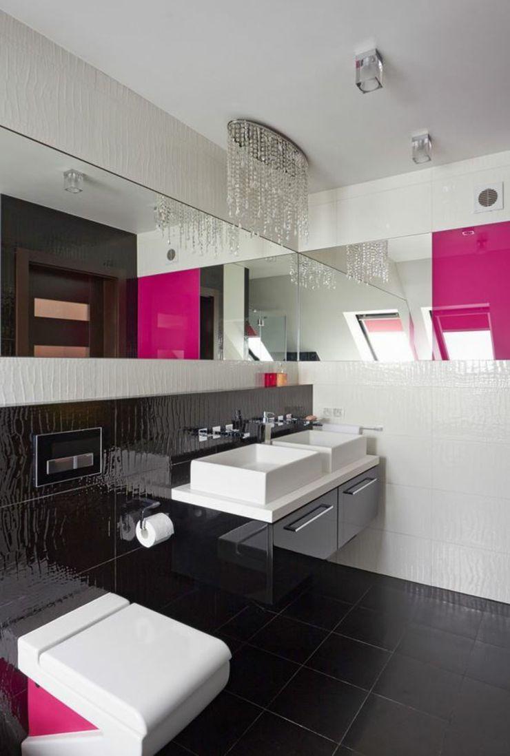 Deco Maison En Rouge Pour Un Appartement Moderne Les Salles De