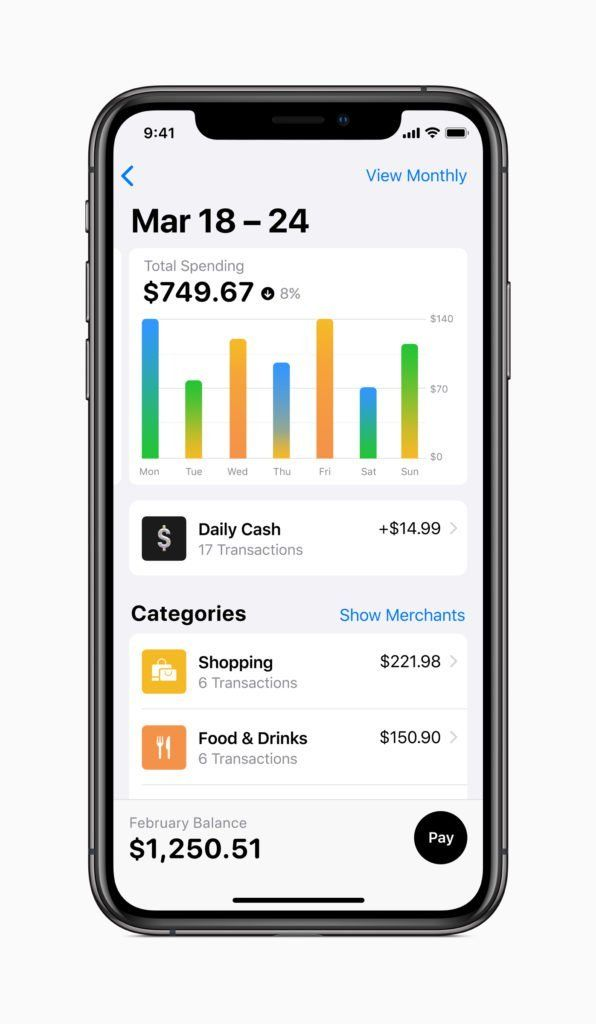 Apple Card is Looking to Change the Usual Credit Card
