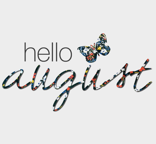 Ms Jelenau0027s Blog: Happy August!