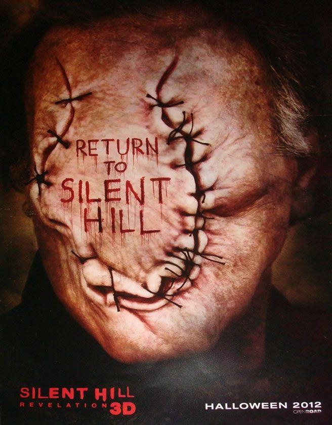 Silent Hill Revelation 3d Silent Hill Silent Hill Movies Silent Hill Revelation