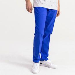 PUMA Pantalon tissé Jackpot 5 Pocket Golf pour Homme, Bleu, Taille 30/30