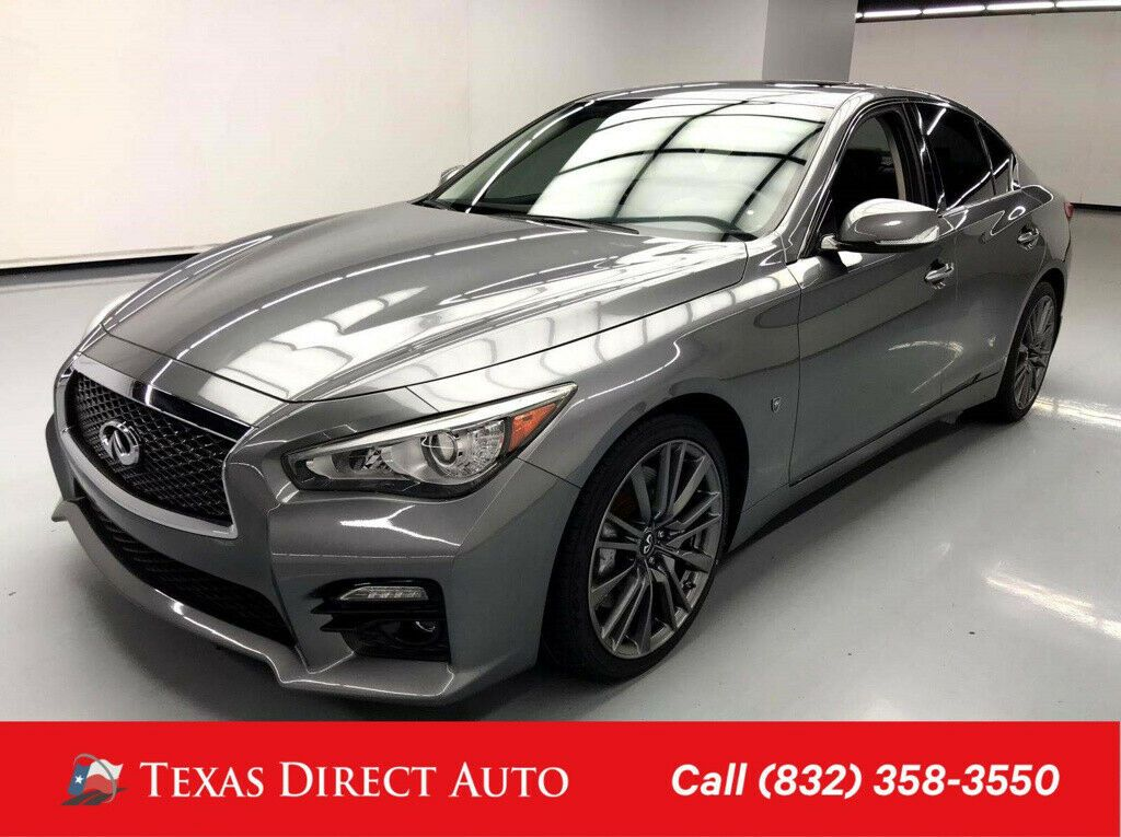 Used 2016 Infiniti Q50 3 0t Red Sport 400 Texas Direct Auto 2016 3 0t Red Sport 400 Used Turbo 3l V6 24v Automatic Rwd 2020 In 2020 Infiniti Q50 Red Sport Infiniti Infiniti Q50