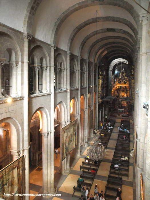 Blog de ana cob an lisis y comentario de la catedral de santiago de compostela santiago de - Santiago de compostela arquitectura ...