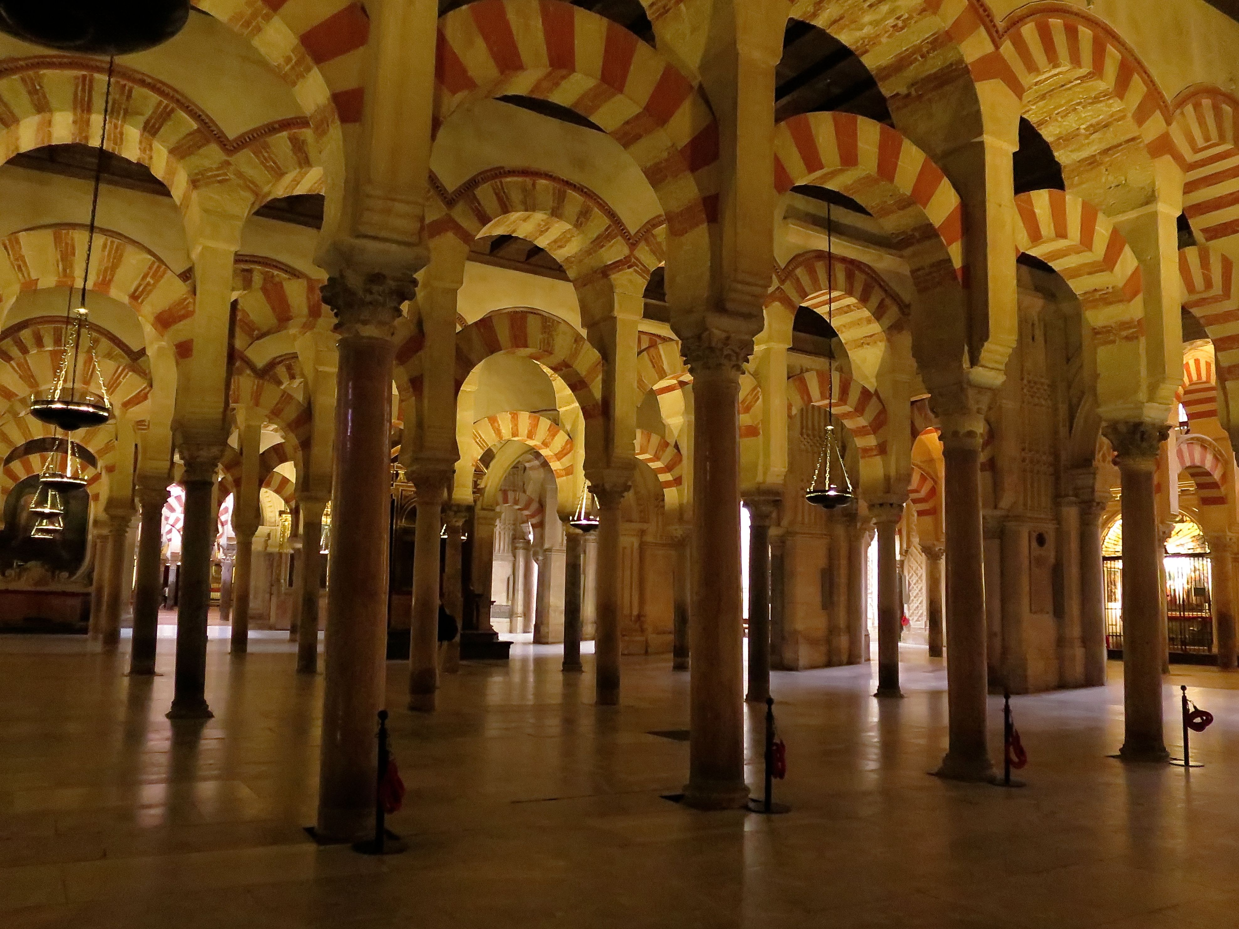 Mezquita, Cordoba, Spanien