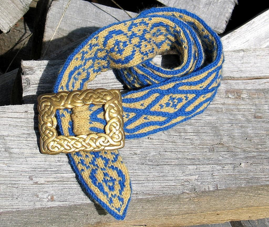 Brego Belt | Knitting patterns, Patterns and Upcycling