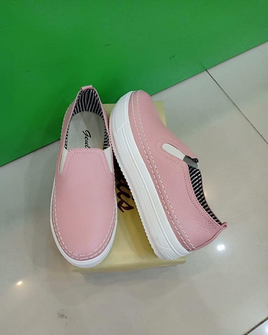 Sepatu Kulit Wanita Sepatu Kulit Wanita Magetan Sepatu Kulit