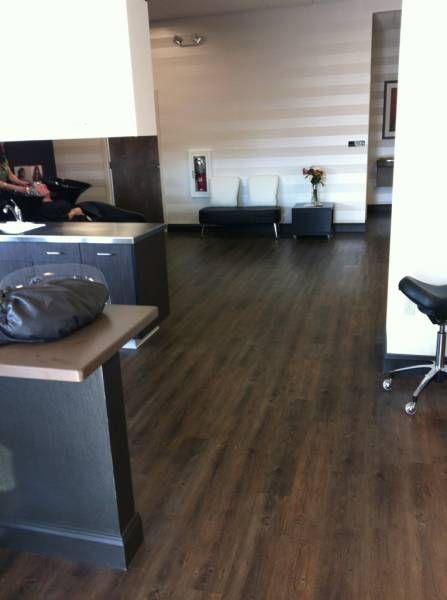 Hospitality Flooring Hair Salon Salon Flooring Design Pinterest