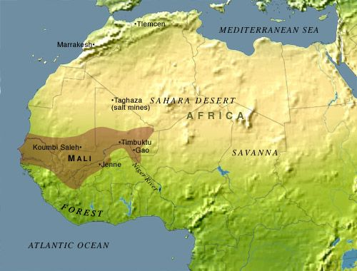 10 Things You Didn't Know About The Ancient Mali Empire | mali
