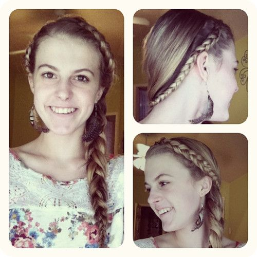 Simple Diy Hairstyles Everyday: 3 Easy Ways Back To School Hairstyles -