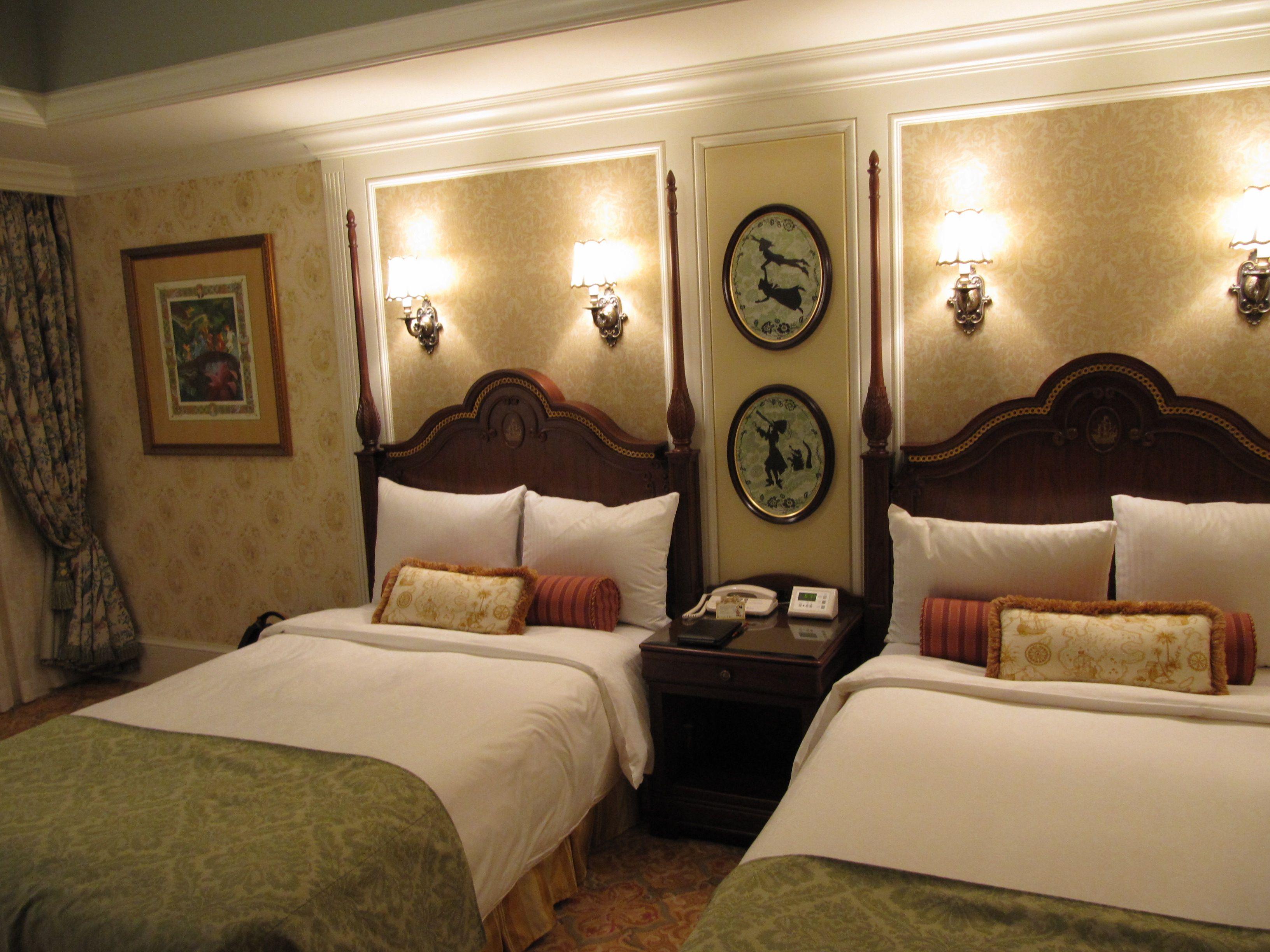 Peter Pan Room Tokyo Disneyland Hotel