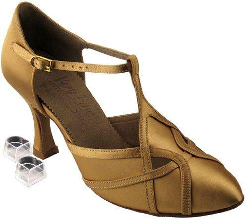 Shoe heel protectors, Latin dance shoes