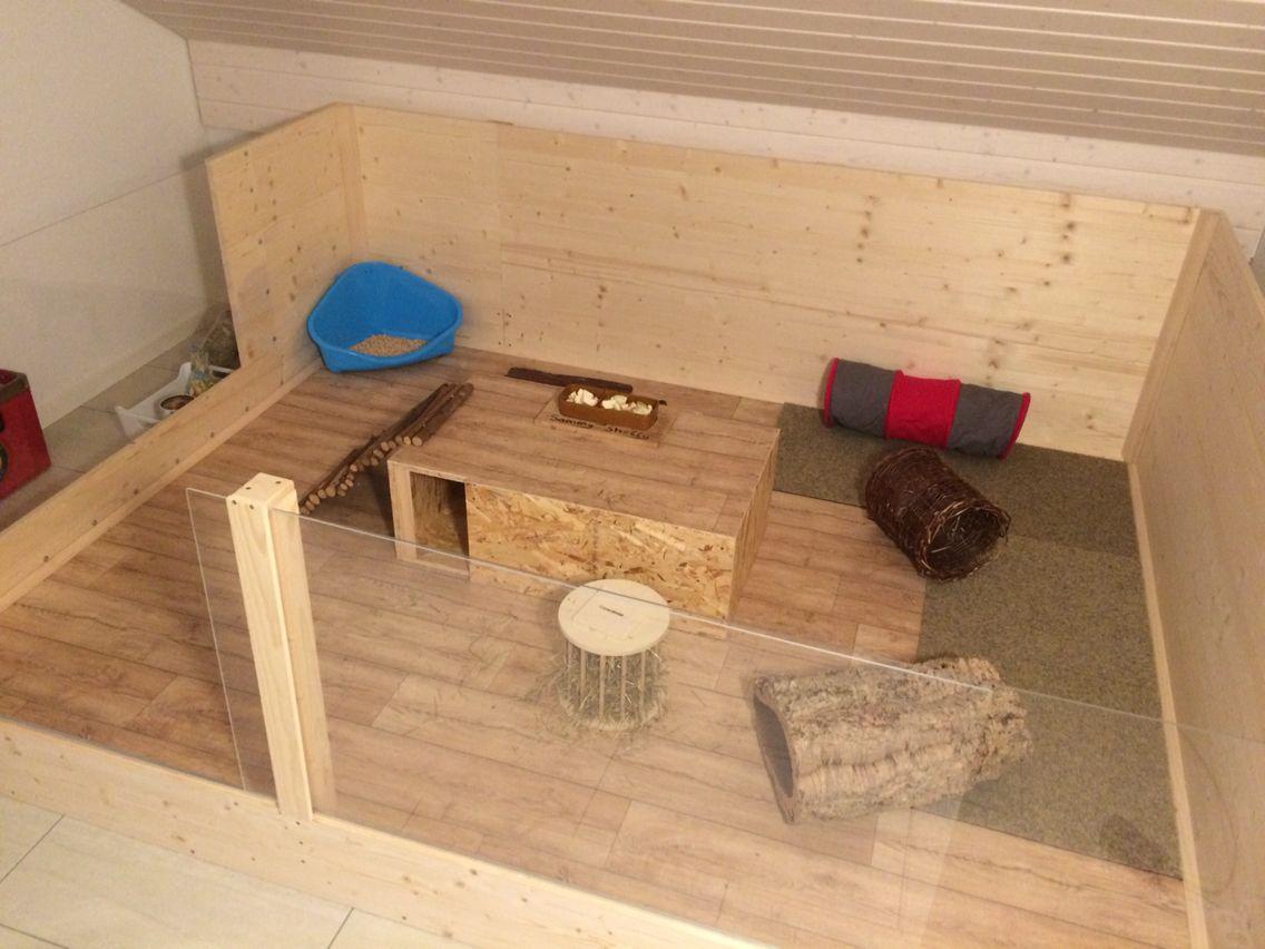 diy innengehege f r meine kaninchen pakali kaninchen. Black Bedroom Furniture Sets. Home Design Ideas