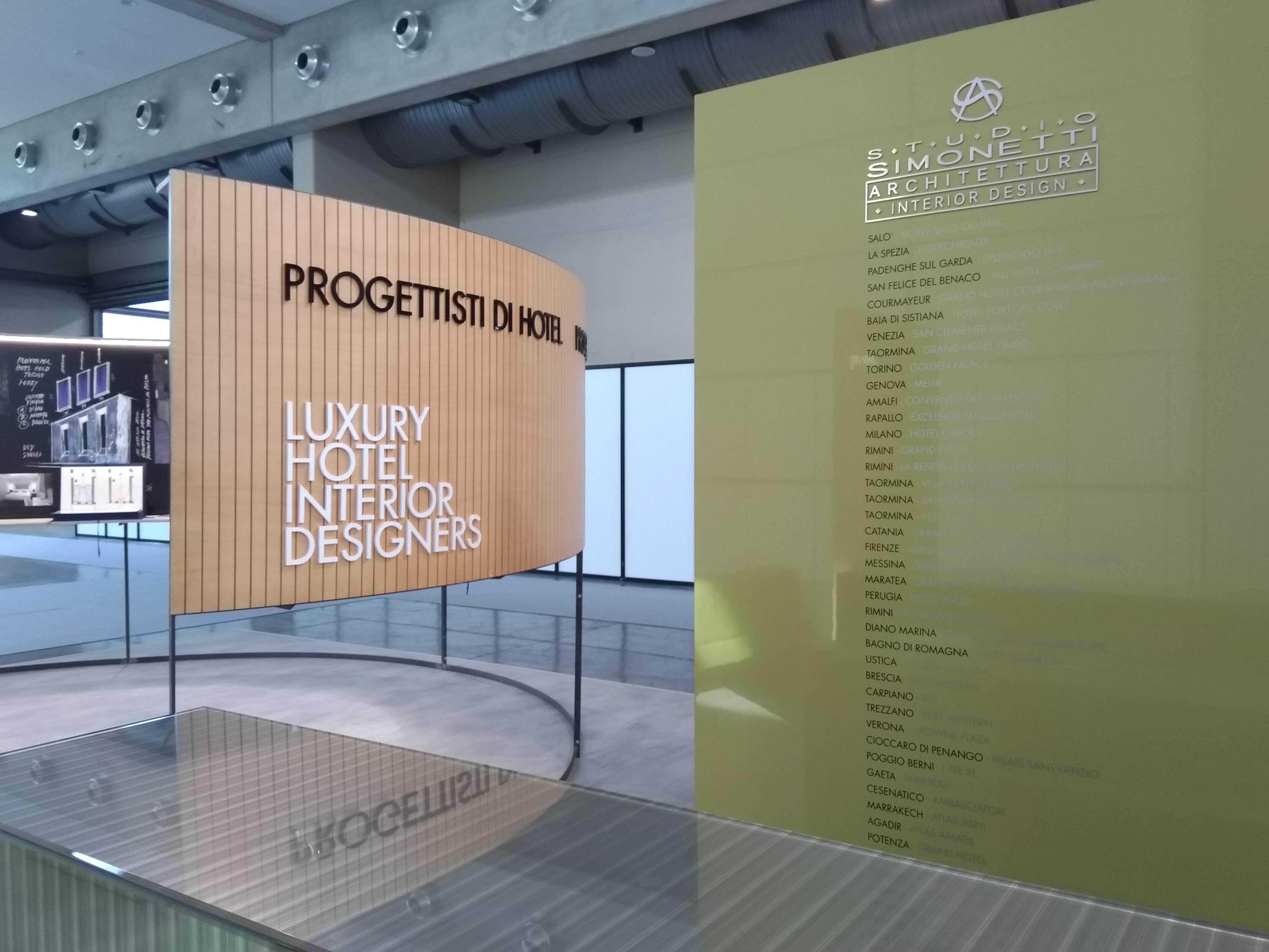 Studio Simonetti Interior Designers Specialized In Luxury Hotel