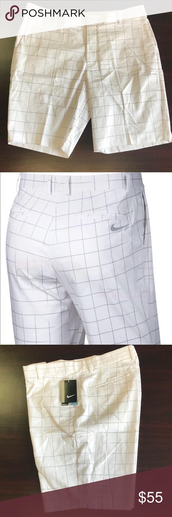 9d0707480e582 Nike Flex Slim Print Men s Golf Shorts 854991-100 NWT  90 Nike Flex Slim  Print