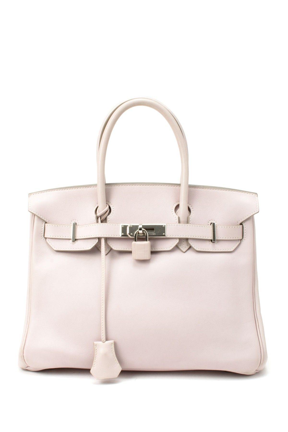fa744e5256b HauteLook   Vintage Bags  Hermes, Louis Vuitton   More  Vintage Hermes  Birkin 30 (Stamp  Square L, Silver Hardware) Handbag