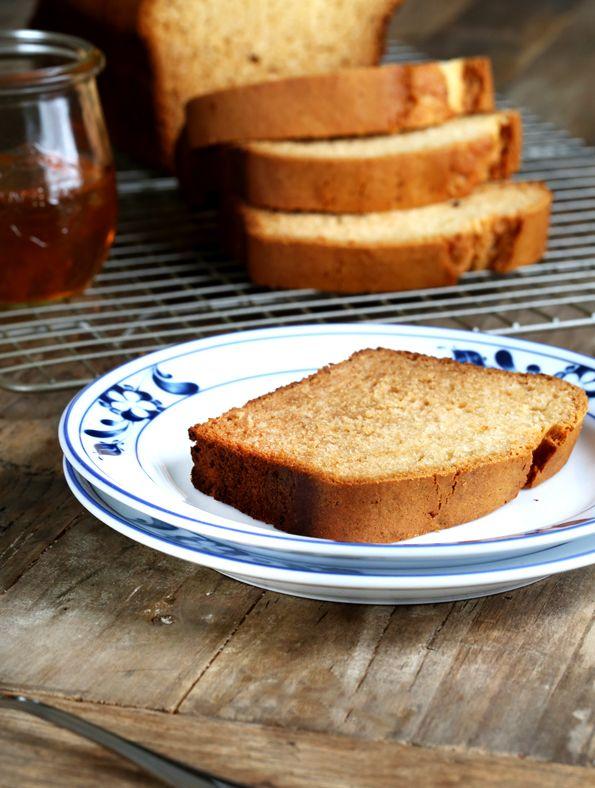 Gluten Free Honey Bread - Gluten Free on a Shoestring
