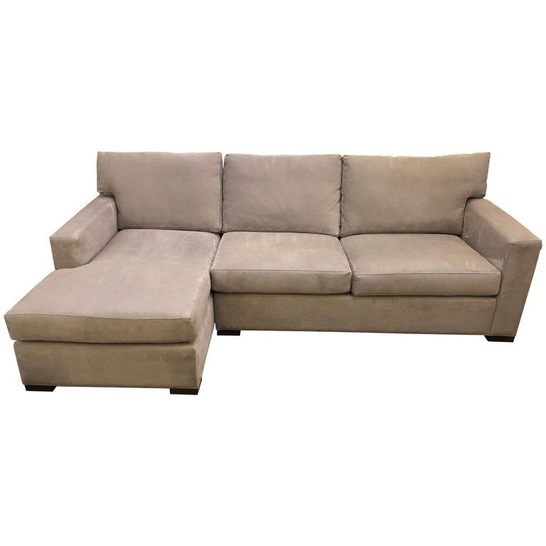 1stdibs Axis Ii Sectional Crate Barrel Sectional Sofa Products
