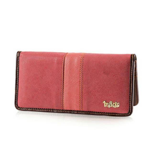 Inficlo Backpack Tas Ransel Casual Wanita Prada Pink - Harga Terkini ... 02b1c95e51