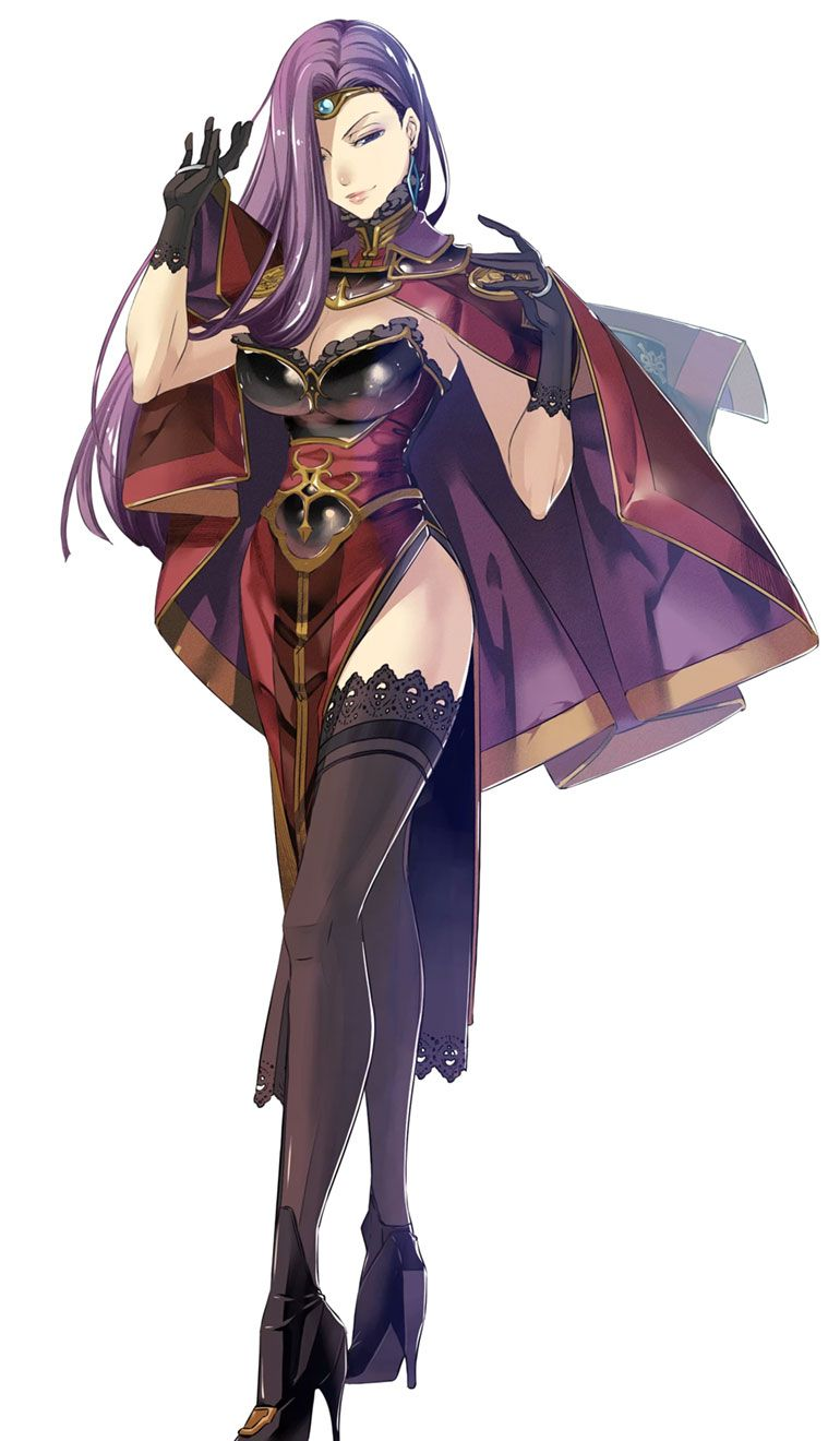 Sonya from fire emblem heroes art illustration artwork gaming videogames gamer fire - Personnage manga fille ...