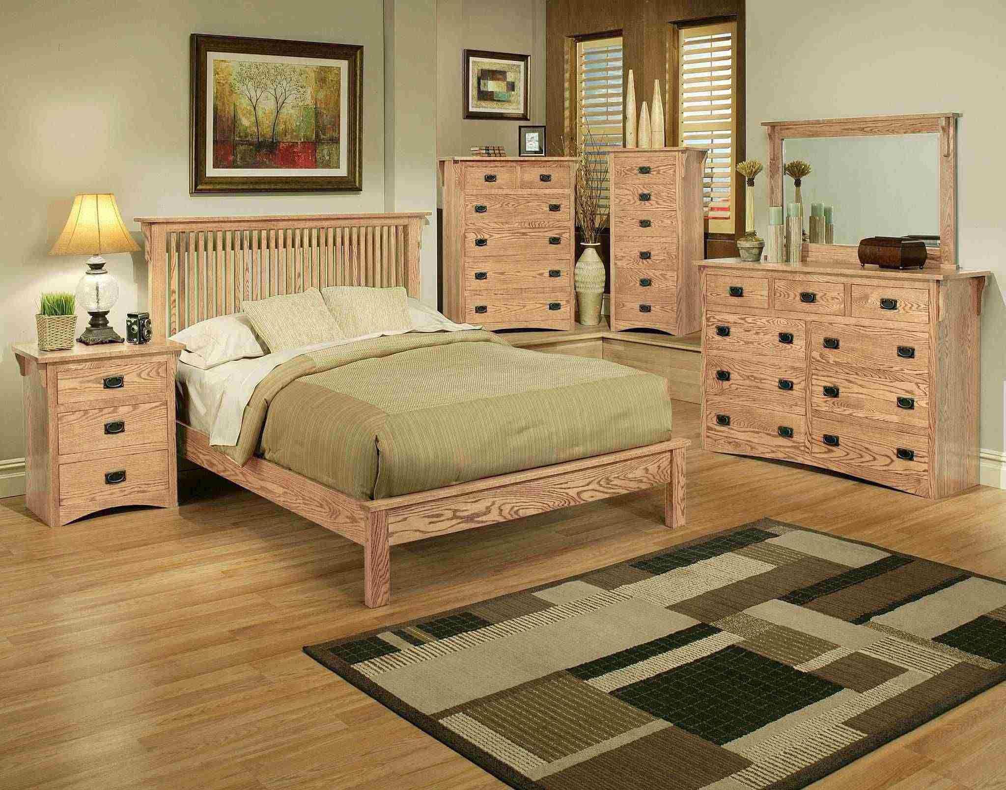 Mission Bedroom Furniture di 2020