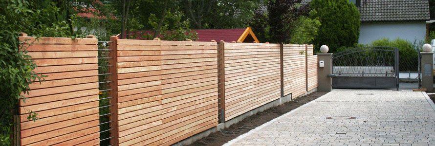 Sichtschutz - markpine - Holzindustrie Nahmitz PATIO TRASERO - sichtschutz holz modern