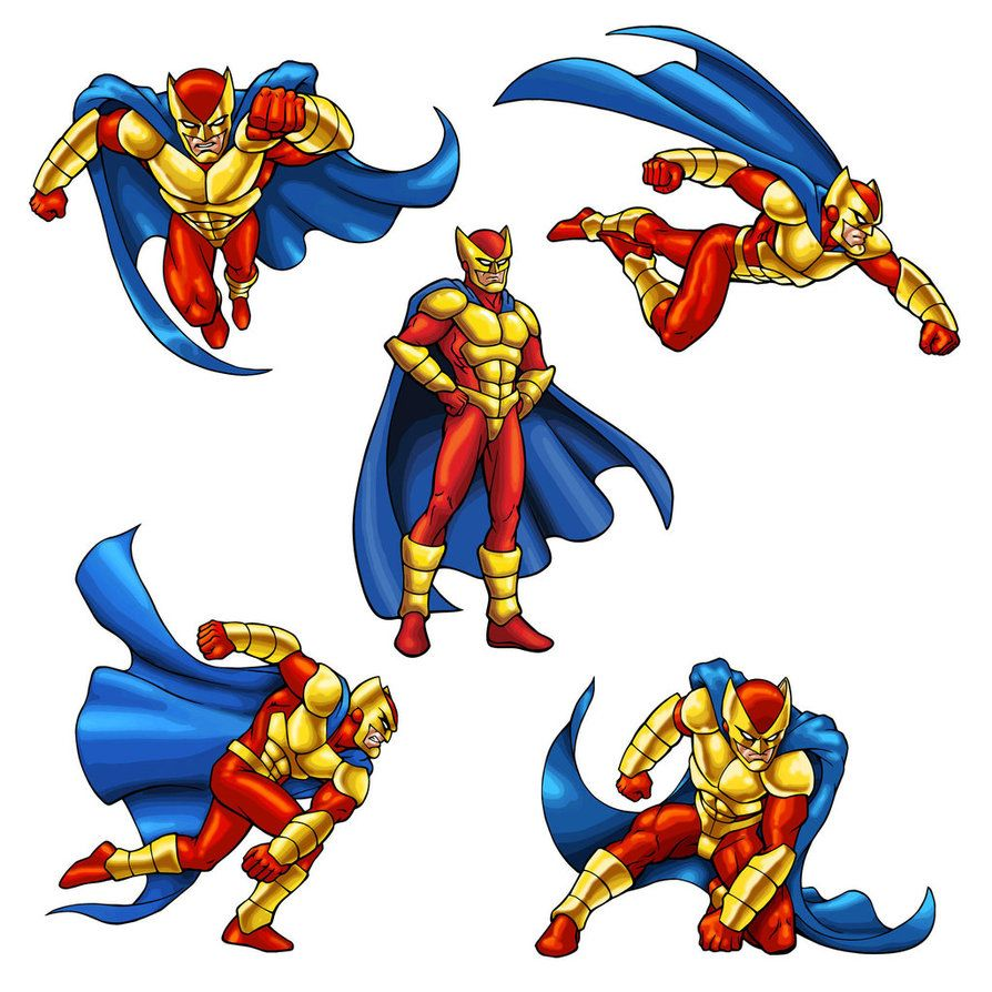 Super Character Design Poses Pdf : Superhero poses google search art character designs
