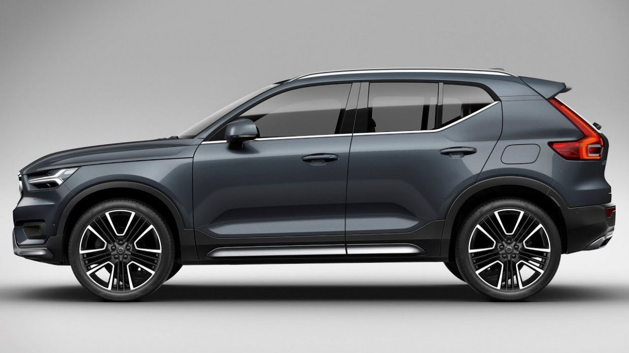 The Story Of Volvo Xc40 2020 Has Just Gone Viral!
