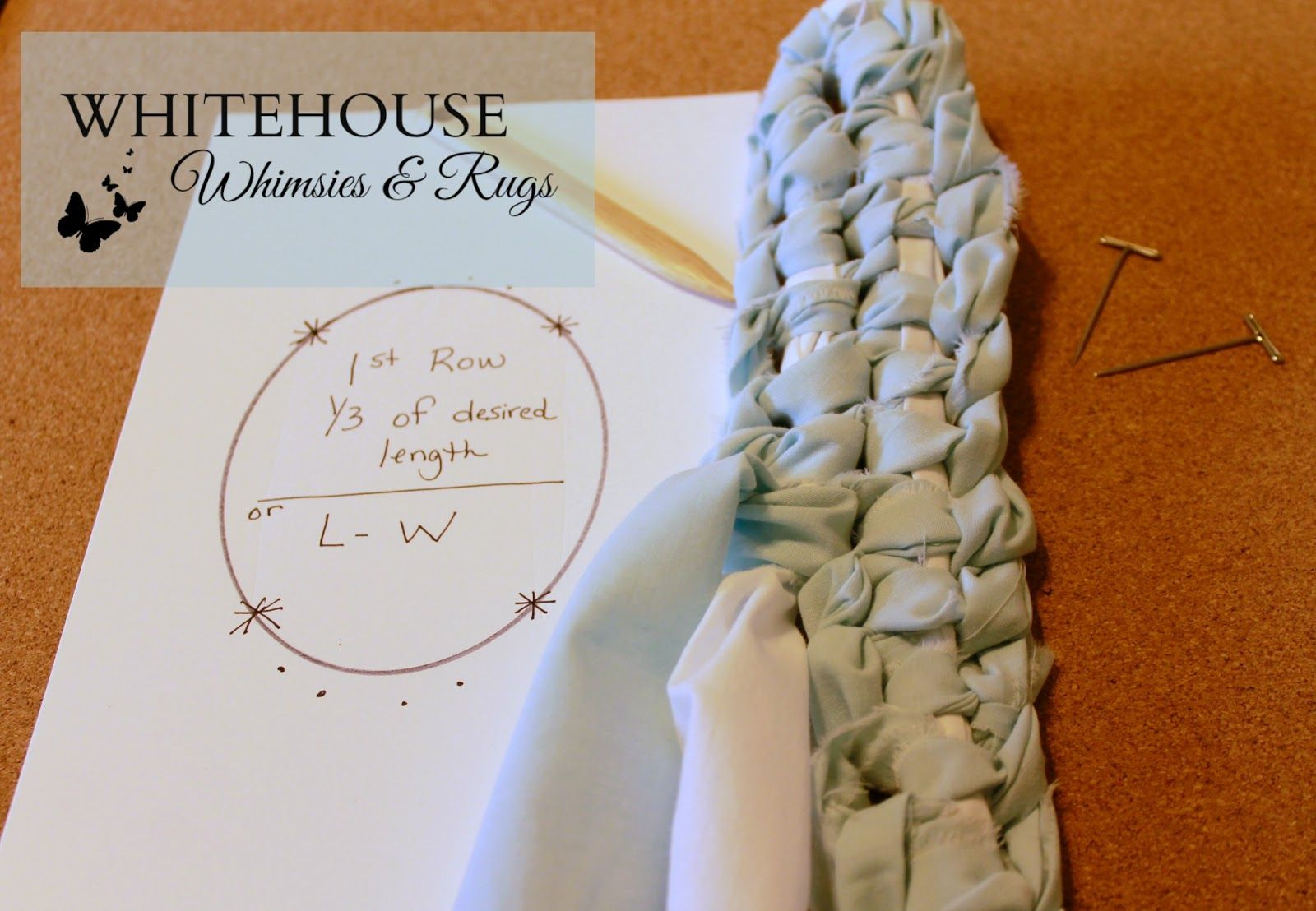 Toothbrush Rug Instructions Start An Oval Rugs Amish Knot How To