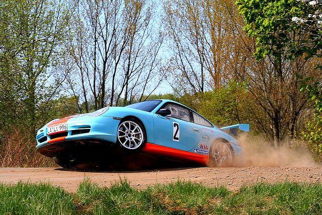 ArsTecnica Gulf Porsche GT3 Gulf