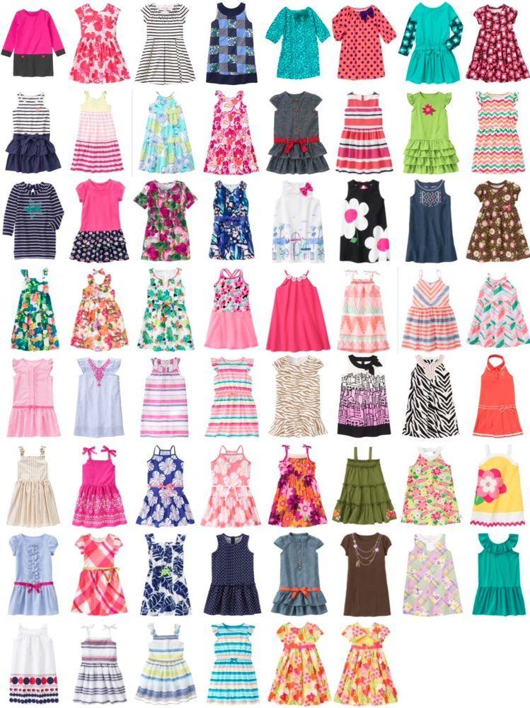 NWT Gymboree Spring Forward Ladybug Baby Girls Short Sleeve Sweater Dress 0-3 M