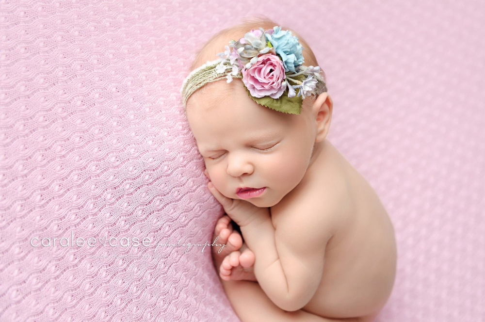Serenity aqua blush pink lavender adjustable tie back boho flower crown headband tieback newborn toddler adult #crownheadband